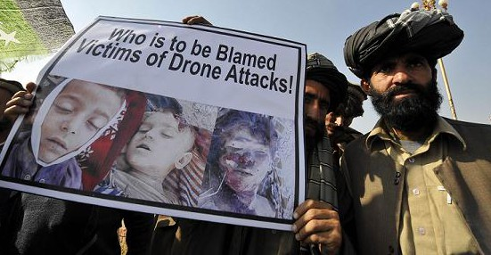 When Children Are The Enemy: The Drone Program & Children's Rights